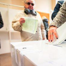 Penkiolika išrinktų naujų savivaldybės tarybos narių atsisakė mandato