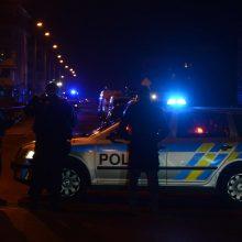 Čekijos policija stebės, kad žmonės dėvėtų tik Sveikatos apsaugos ministerijos rekomenduotas kaukes