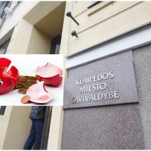 Klaipėdos miesto savivaldybė nesurenka biudžeto: trūksta 17 mln. eurų
