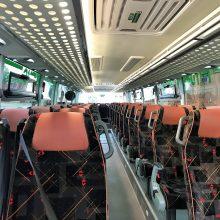 Pirmasis pasaulyje tarpmiestinis elektrinis autobusas – jau Klaipėdoje