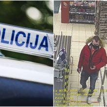 Uostamiesčio policija turi klausimų šiam vyrui <span style=color:red;>(gal atpažįstate?)</span>