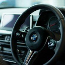 Stambus vagišių grobis: Klaipėdos rajone pavogtas BMW automobilis