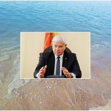 V. Grubliauskas: ekstremaliomis sąlygomis institucijos turi dirbti ekstremaliai