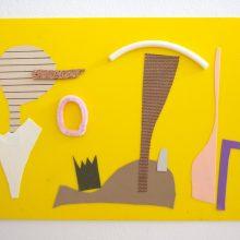 """Uostamiesčio galerijoje """"Si:said"""" – menininkės iš Vokietijos paroda"""