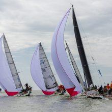 """Didžiausias buriavimo įvykis: Nidoje ir Smiltynėje vyks – """"Kuršių marių regata"""""""
