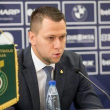 LFF siekia surengti Europos jaunimo futbolo ir futsalo čempionatus