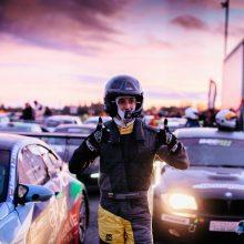 """Po sėkmingo pasirodymo Palangoje """"Porsche Baltic"""" komanda vyksta į Parnu, Estijoje"""