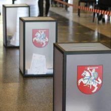 Uostamiestyje rinkėjai skuba balsuoti: aktyvumo tendencijos panašios visoje Lietuvoje