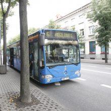Klaipėda ketina įsigyti daugiau elektrinių autobusų: prireiks 5 mln. eurų