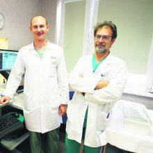 Širdies aritmijoms sustabdyti – nauja moderni procedūra