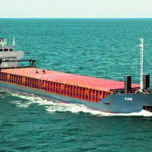 Neįprasta istorija: laivo incidentas įvyko Šiaurės jūroje, o teisybės ieškoma Lietuvoje