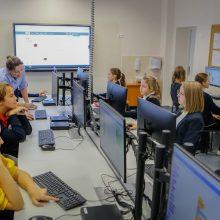 Klaipėdos licėjus ruošiasi dar vienam kokybiniam šuoliui: plečia tarptautinio bakalaureato programas