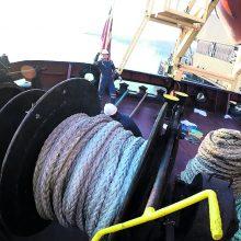 Jūrininkai pasauliui nerūpi: dėl koronaviruso paliko likimo valiai