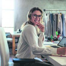 Galimybės smulkiems verslininkams: Skuodo gyventojus mokys sėkmingam verslui reikalingų įgūdžių