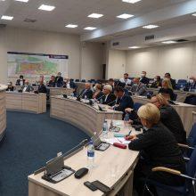 Klaipėdos savivaldybės taryba sprendė A. Barbšio likimą: postą išsaugojo <span style=color:red;>(atnaujinta)</span>