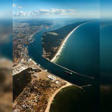 Statydami jūrų megauostą galime prarasti pajūrį