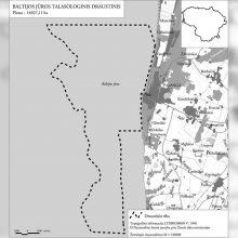 Keisis Baltijos jūros draustinio nuostatai