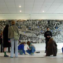 Klaipėdos meno kieme – ritualiniai sugrįžimai