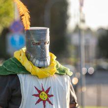 """""""Fluxus"""" festivalis ir kopimas į Parodos kalną įvyks – būtinos kaukės"""