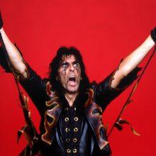 Amerikos roko legenda Alice Cooper įspūdingą koncertą surengs Vilniuje