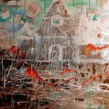 Kauniečiai menininkai savo kūrybą pristato Pietų Korėjoje