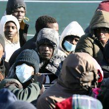 Italijoje nusižudė migrantas iš Afrikos, kuriam grėsė deportacija