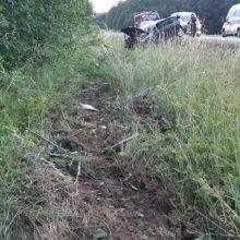 Praėjęs savaitgalis keliuose: tragiškai pasibaigė dvi eismo nelaimės
