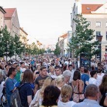 Klaipėdiečiai nesutinka, kad artėja prie juodosios zonos: mes susirenkame statistiką už visą Lietuvą