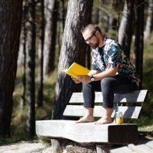 Skaitymo iššūkio dalyviai per vasarą perskaitė daugiau kaip 100 tūkst. knygų