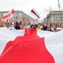 Teisių gynėjai: Baltarusijoje likviduotos jau 56 nevyriausybinės organizacijos