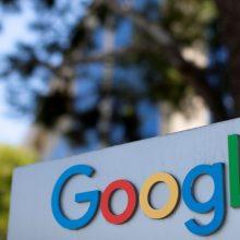 """Italija skyrė """"Google"""" 100 mln. eurų baudą už piktnaudžiavimą rinkos padėtimi"""