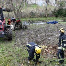 Liepos pradžia paženklinta mirtinų nelaimingų atsitikimų darbe proveržiu žemės ūkyje