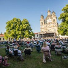 Pažaislio vienuolyno fundatoriui K. Z. Pacui atminti bažnyčioje skambės Renesanso epochos muzika