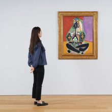 Aukcione bus parduodami du P. Picasso paveikslai: vieno vertė – 30 milijonų dolerių