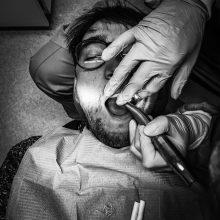 Fotomenininkas A. Gudas: džiaugiuosi, kad galiu būti tas, kuris ateina pirmas ir išeina paskutinis