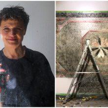 Taikomosios dailės ir dizaino muziejuje atidaroma E. Ridikaitės tapybos paroda