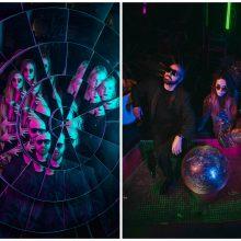 Kultūros naktyje – muzikinis projektas: keturi pojūčiai vienoje scenoje