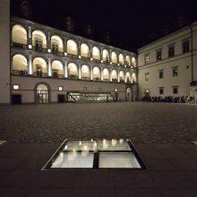 Valdovų rūmų paslaptys atsiveria Muziejų naktį – liepos 3-iąją