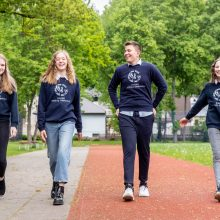 Kauno moksleiviai – jaunųjų bendrovių lyderiai