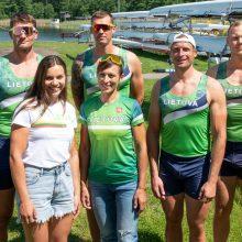 Olimpiniame kaimelyje jau įsikūrė ir lietuviai