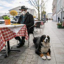 Sostinės barai ir kavinės kviečia palaikyti švarą mieste