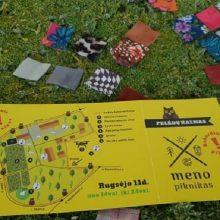 Pelėdų kalne – rekordinis meno piknikas: kalnas virs improvizuotomis meno dirbtuvėmis