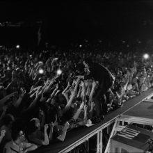 Australų muzikos legenda N. Cave'as ir jo blogio sėklos surengs pasirodymą Lietuvoje