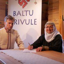 Baltų vienybės dieną bus paminėta Romuvos šventovės įkūrimo 1500 metų sukaktis