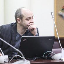 Vyriausioji rinkimų komisija turi naują narį – M. Reznikovą