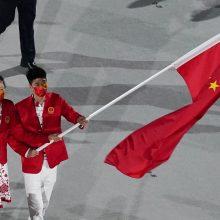 """Pekinas ragina JAV liautis vaizdavus Kiniją """"blogio įsikūnijimu"""""""