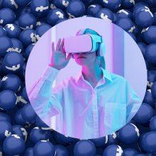 """""""Facebook"""" kuria virtualios realybės pasaulį: samdys 10 tūkst. darbuotojų"""