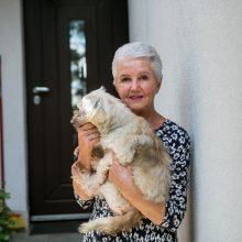 V. Skučaitė: nebuvo, kad skaitytojai neperimtų išgelbėto gyvūno