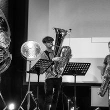 """XX-ajame """"Vilnius Mama Jazz"""" festivalyje pasirodys ir sniego žmogus"""