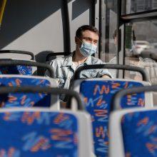 Dažniausi karantino taisyklių pažeidėjai – viešojo transporto dalyviai